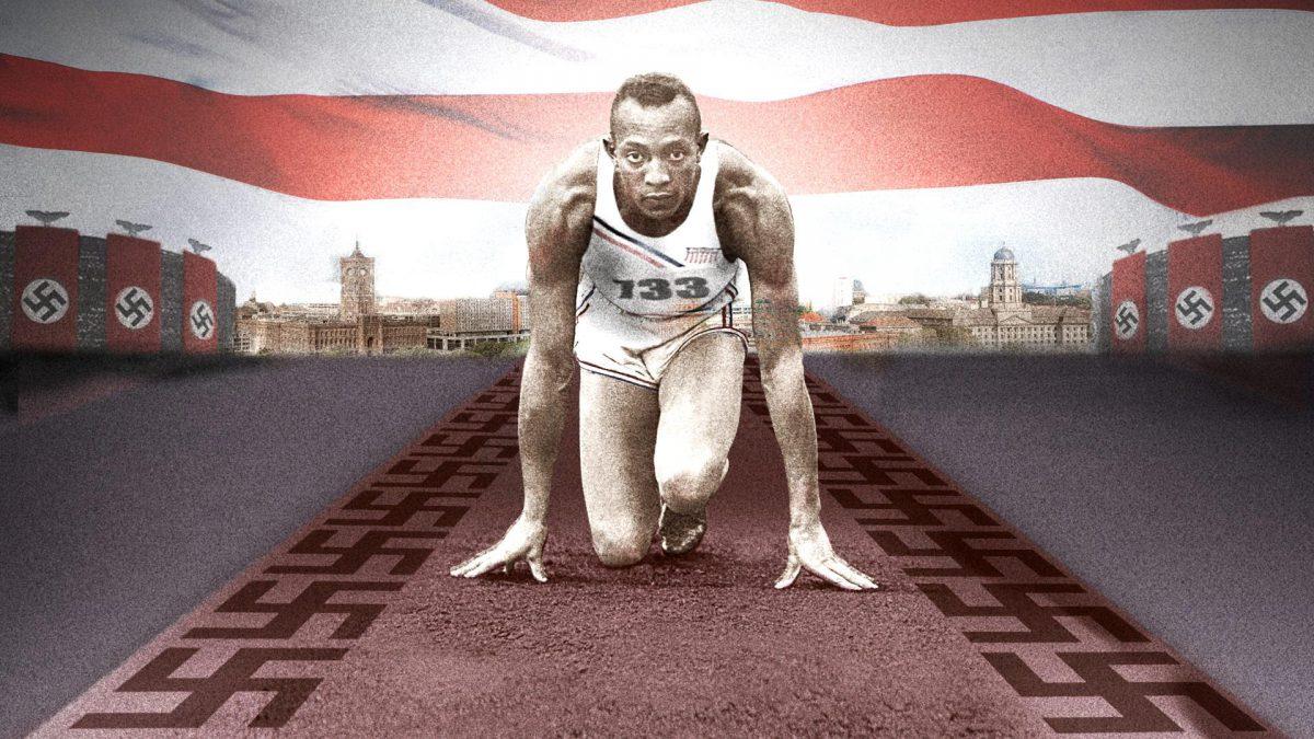 Atleti olimpici collegare con laltro